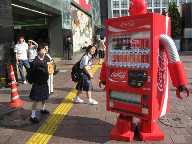 Cocacolarobot